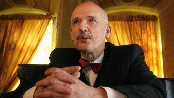 Korwin- Mikke:Lichwa jest wysoce moralna. Powierdził to Chrystus