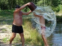 Kubeł zimnej wody