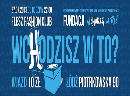 Impreza charytatywna w Łodzi