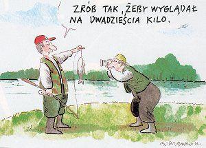 Baba na rybach i… karygłodni (odc. 5)