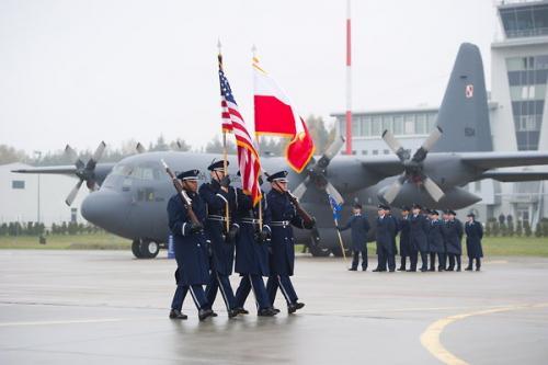 Tajne ćwiczenia sił specjalnych USA i Polski.
