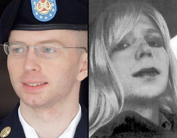 """Bradley Manning """"przeciekał"""" bo jest kobietą."""