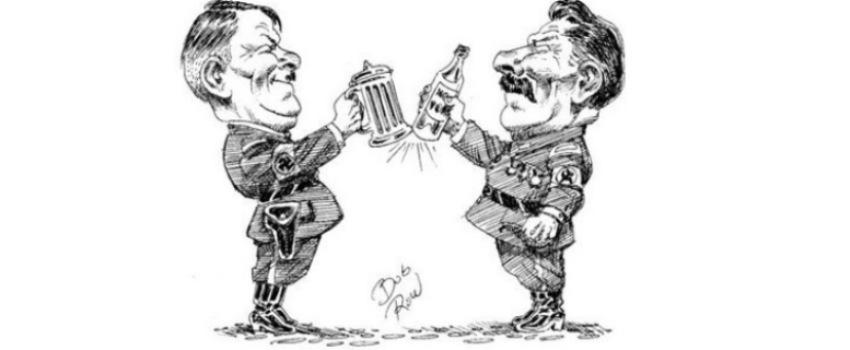 Pakt Hitler – Stalin czy raczej Stalin – Hitler