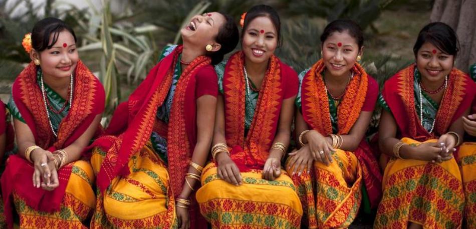 Indie, mozaika ludów i języków