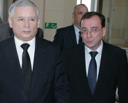 Kaczyński  zostanie prezydentem a Kamiński  premierem