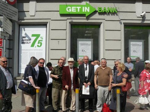 Sąd: Getin Noble Bank oszukał klientów