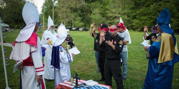 Platformiany Ku Klux Klan