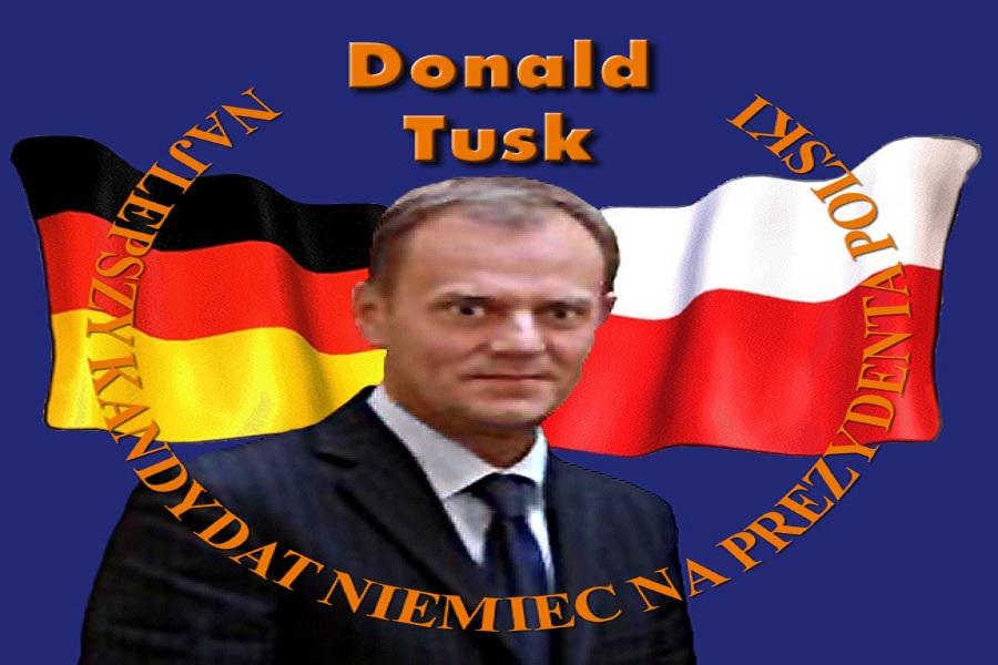 Krasnodębski Tusk liczy że Niemcy pozwolą mu na zagładę PiS