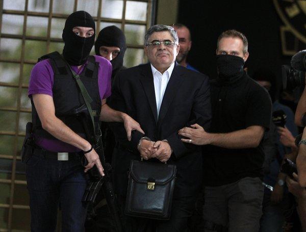 Eksterminacja prawicy w EU, na razie w Grecji