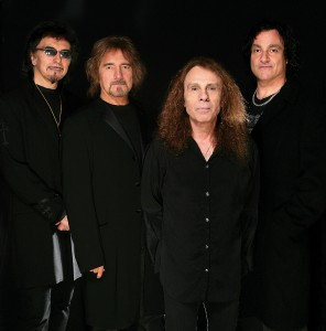 Black Sabbath z Ronniem Jamesem Dio