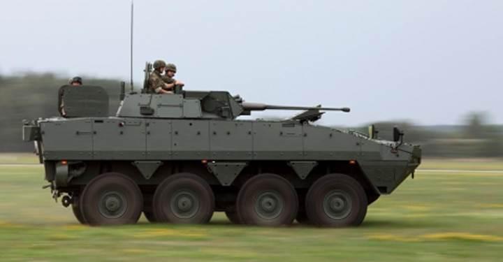 Polska grupa zbrojeniowa Rosomak
