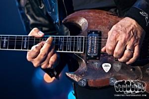 Tony Iommi - palce