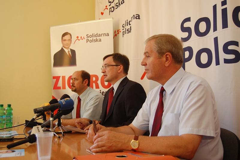 """Solidarna Polska wygrywa proces z """"Gazetą Polską Codziennie"""""""