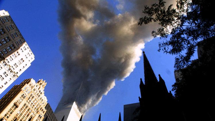 NYC- 9.11 dwanaście lat temu i teraz