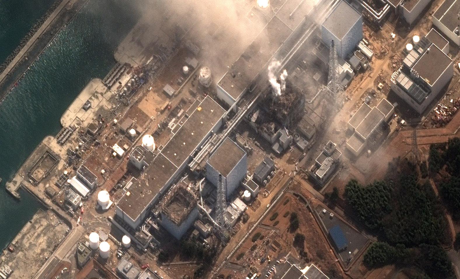 TEPCO przyznaje: Fukushima poza kontrolą