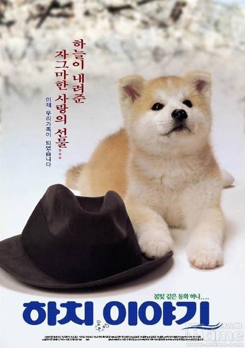 "Krótka recenzja filmowa. ""Hachiko monogatari"" Seijiro Koyamy"