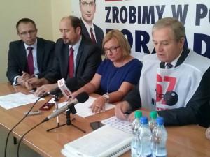Podkarpacie: PiS-Solidarna Polska 0:2