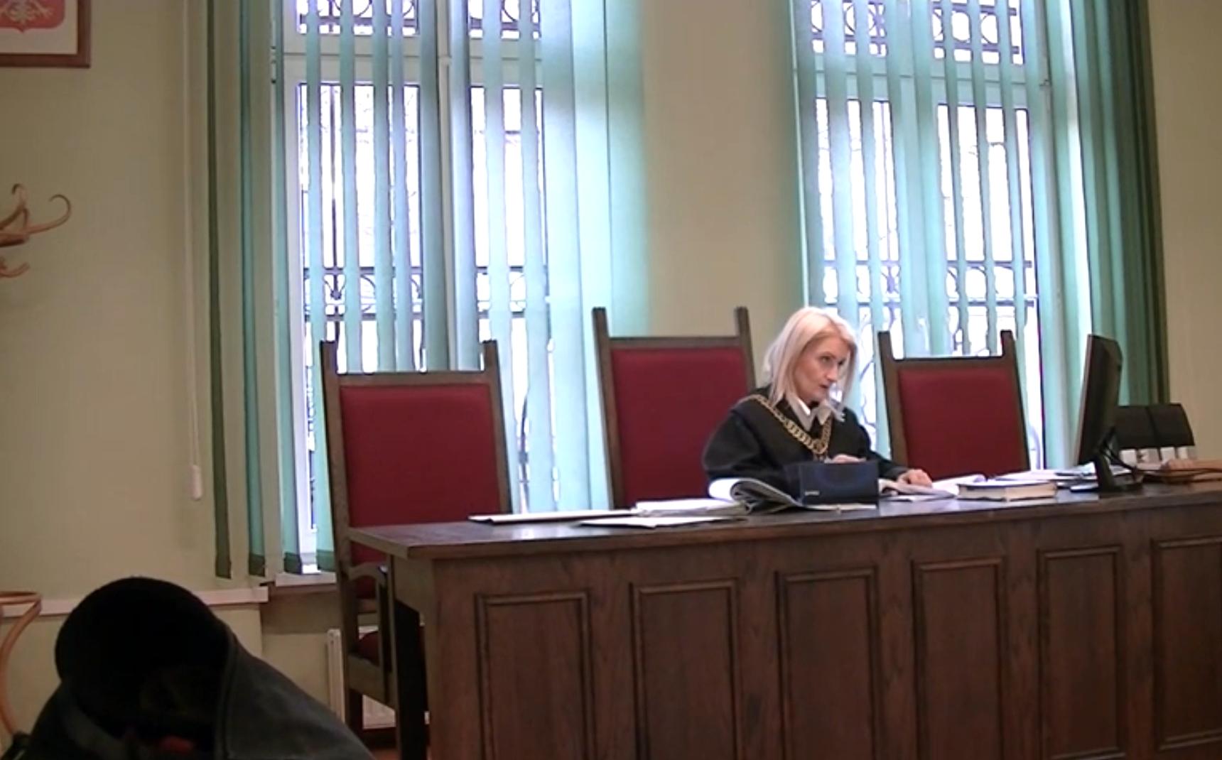 WOLNY CZYN: Sądy: jawność rozpraw w Zabrzu
