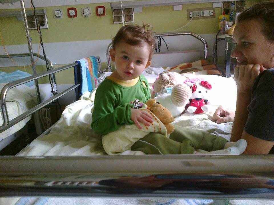 Maja Gajda choruje na groźną chorobę nowotworową.