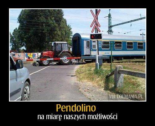 PENDOLINO RP
