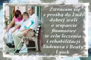 Tadeusz i Beata Łysek