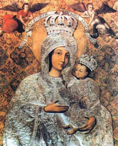 Burzliwe losy Matki Boskiej Gietrzwałdzkiej