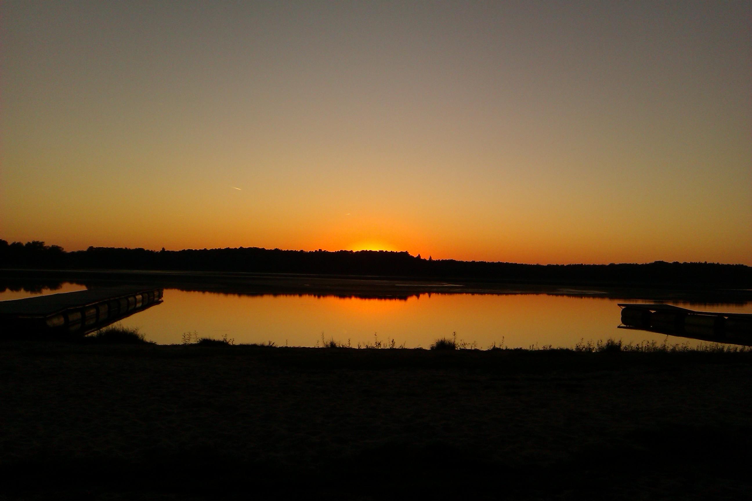 PDT w starym dobrym stylu przestawia jezioro