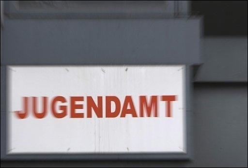 Trójka  dzieci odebrana przez  Jugendamt