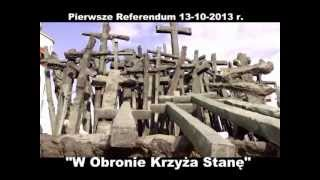 Pierwsze Referendum 13 10 2013