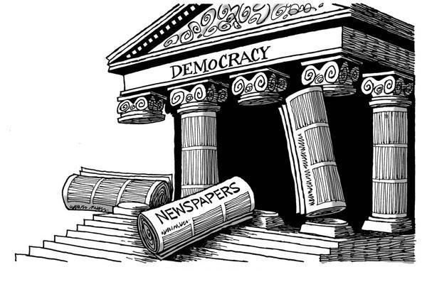 Co gwarantuje demokracja?