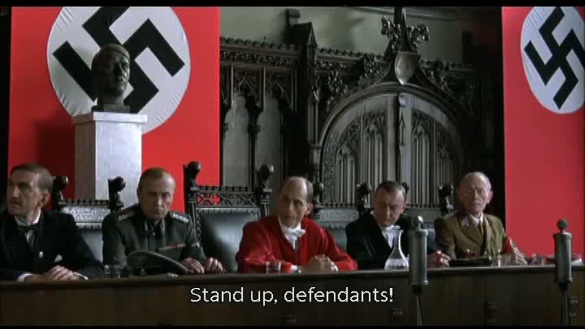 WOLNY CZYN: Trzecia Rzesza Pospolita w odsłonach. Odsłona III: Ein Reich, czyli państwo totalitarne