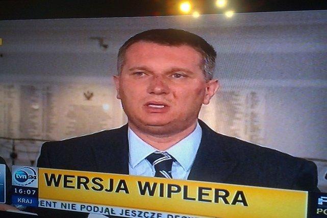 Chlać jak Wipler,  ćpać jak Tusk, być dziwkarzem jak Wałęsa?