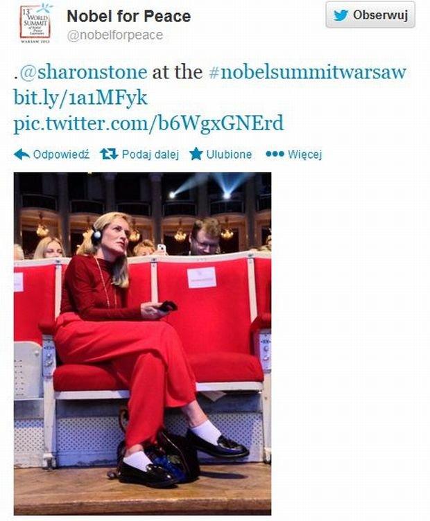Marszałka, Sharon Stone, edukacja, potencjalni zmieleni i standardy