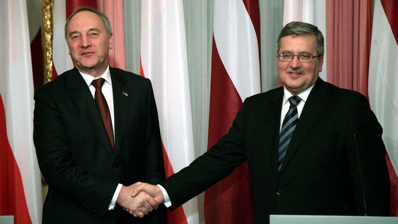 Dwaj prezydenci… dwie katastrofy….