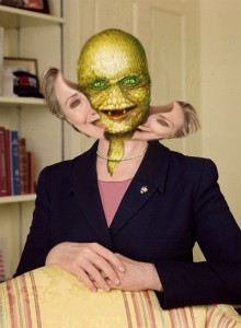 Reptilianka