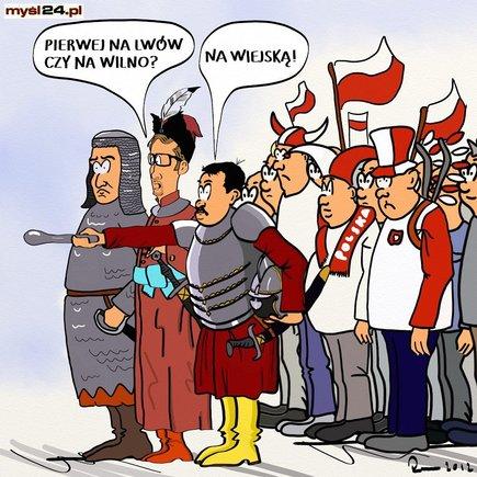 Ruch Narodowy: uwagi krytyczne przed Marszem Niepodległości