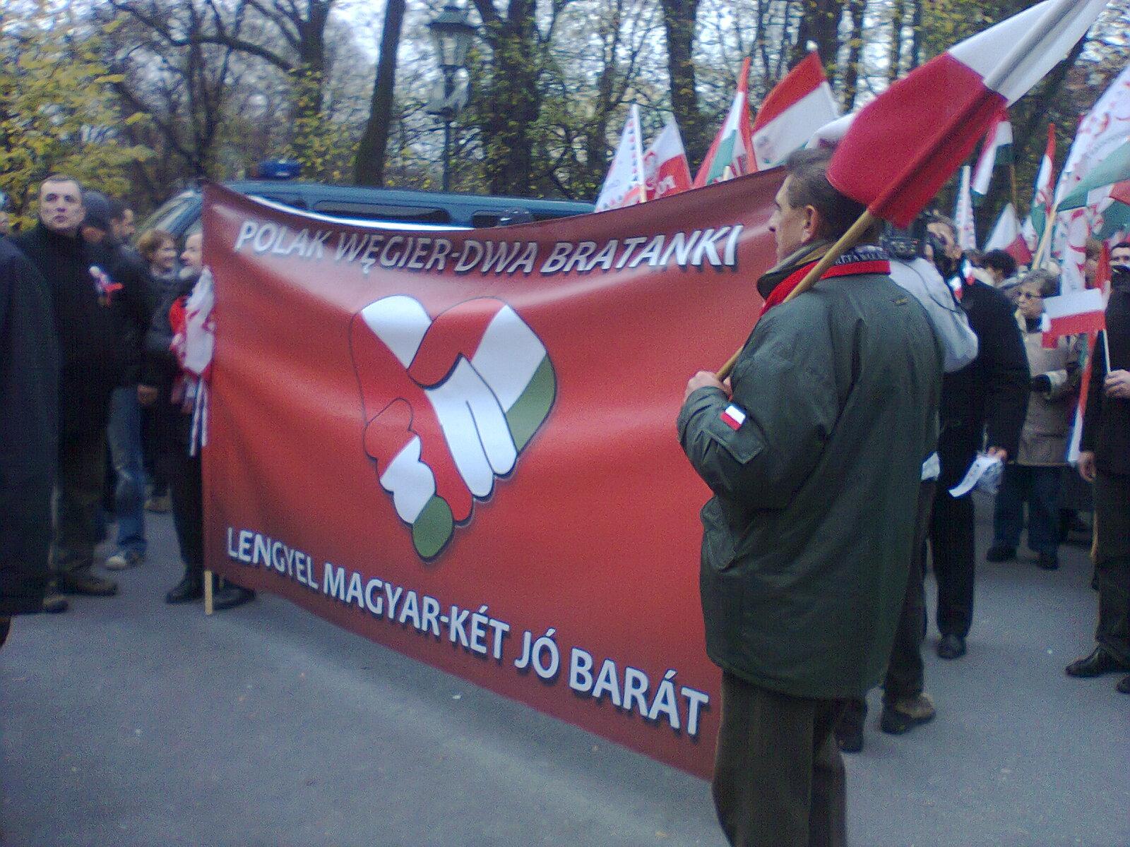 Marsz Niepodległości, Kraków 2013