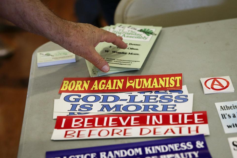 Ateiści zakładają w USA  Mega-Kościoły