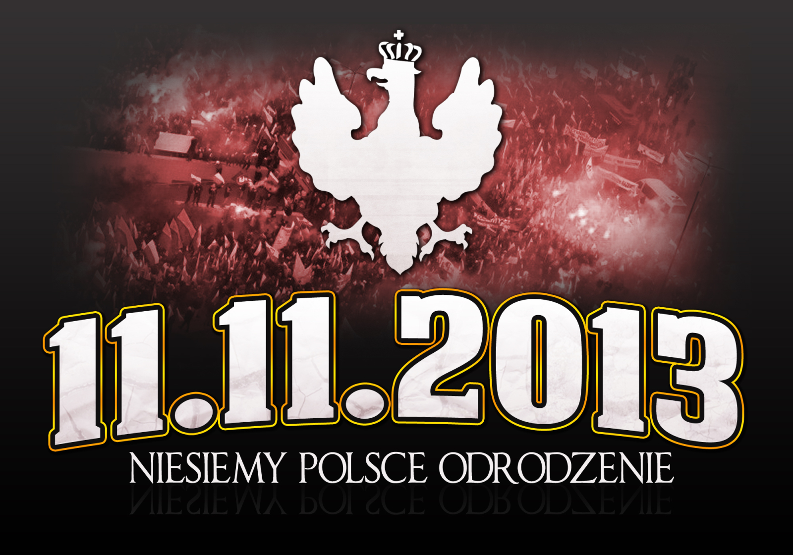 11 listopada – Dzień Bohaterów; Zaproszenie na Marsz Niepodległości