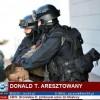 aresztowanie donalda
