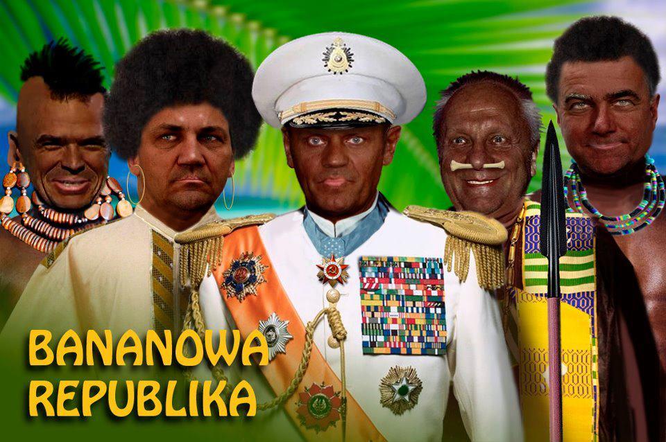 Bananowa Republika z dodatkiem ogórkowej…