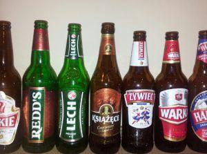 Zbieranie butelek i edukacja
