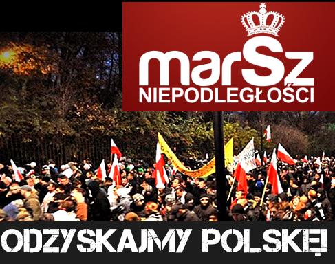 Naród polski na rozdrożu myśli narodowej i czynu, czyli krajobraz po Marszu Niepodległości