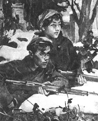 Orlęta Lwowskie… polskie dzieci