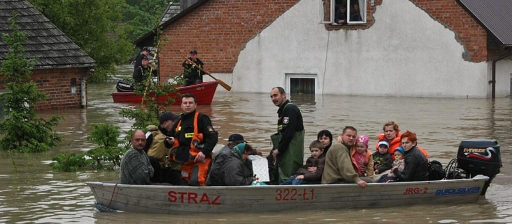 Anatomia ekonomiczna narodowych klęsk powodziowych