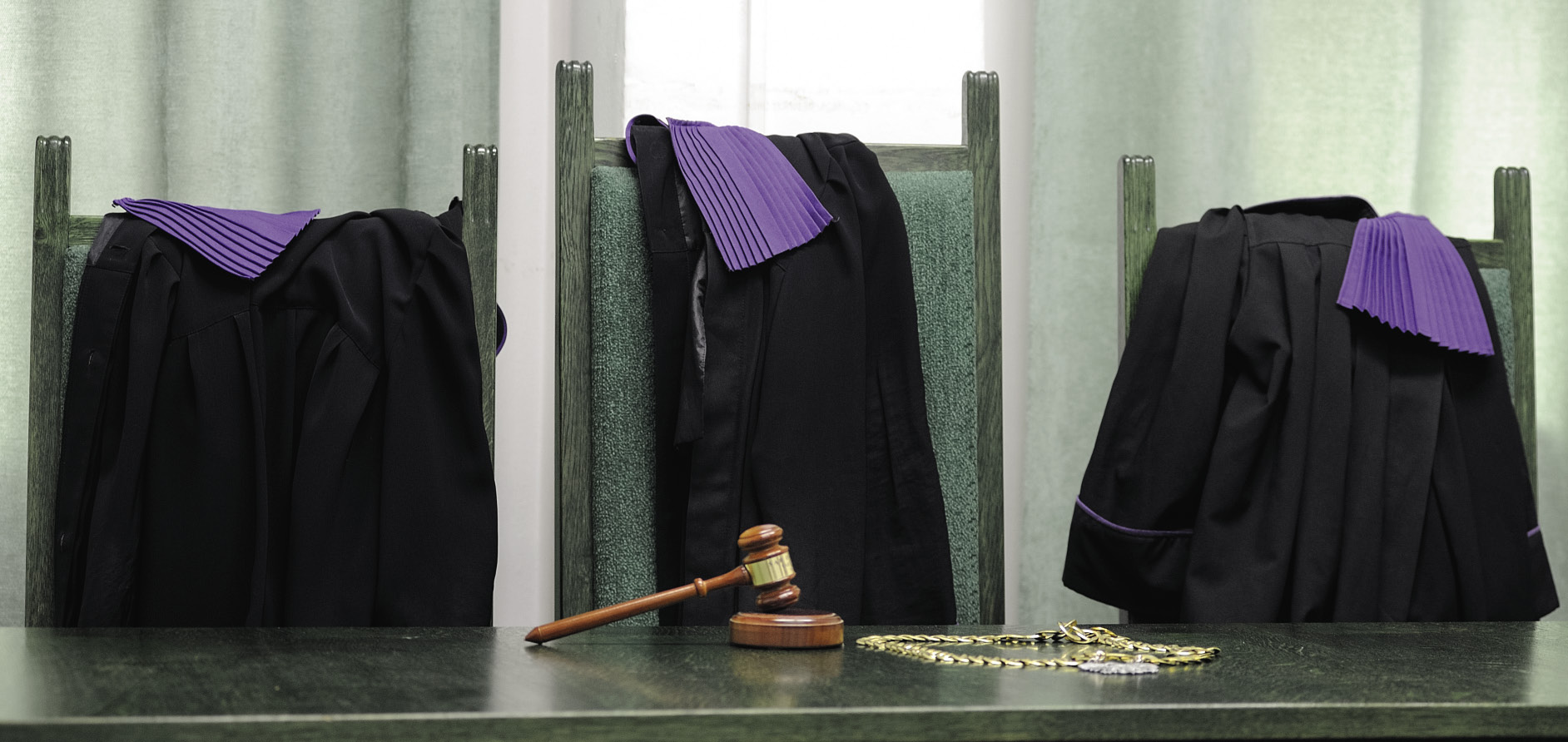Sędziowie Zawiśli
