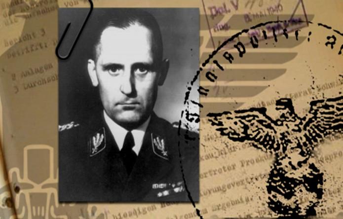 Na żydowskim cmentarzu znaleziono grób szefa gestapo