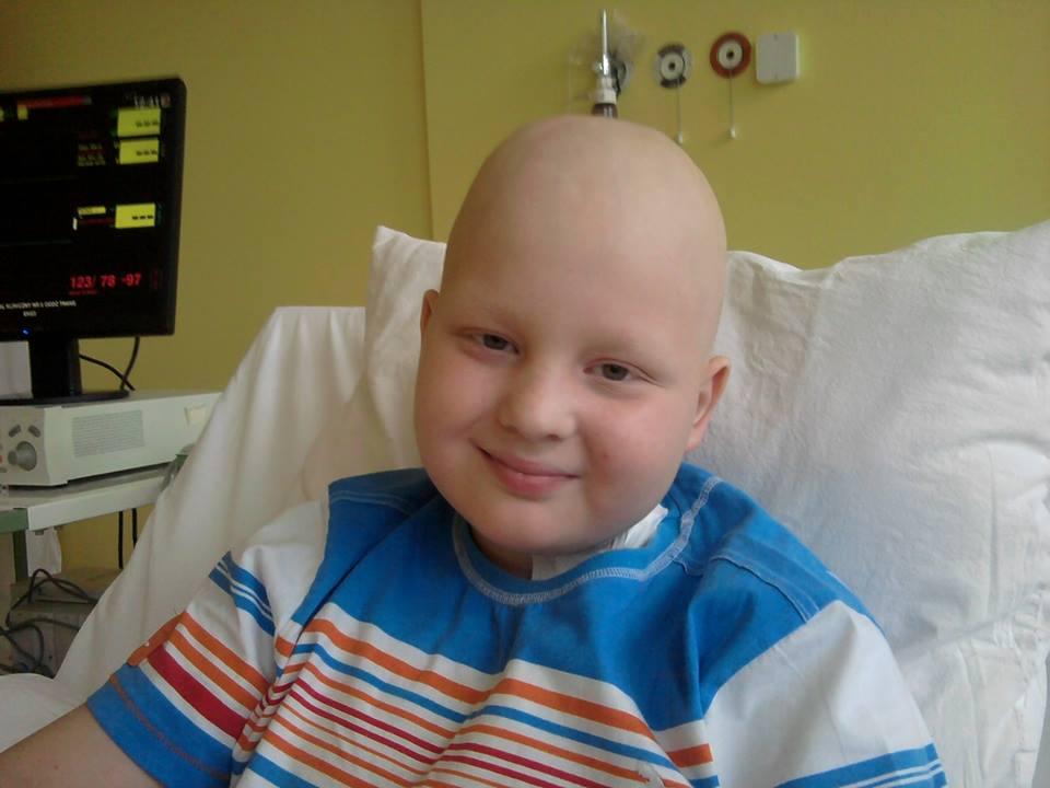 Nie pozwólmy mu odejść…11 letni Dominik walczy z rakiem!