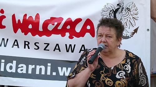 WOLNY CZYN: Proces Jadwigi Chmielowskiej