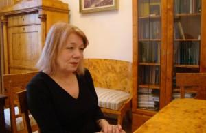 Prof. Elżbieta Mączyńska, prezes Polskiego Towarzystwa Ekonomicznego; fot. Paweł Pietkun (arch.)